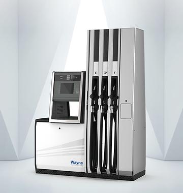 Transform Regular Fuel into Premium Grades, Economically, with the Wayne Helix™ 6000 Additive Dispenser