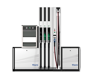Wayne Helix 6000 CNG Fuel Dispenser