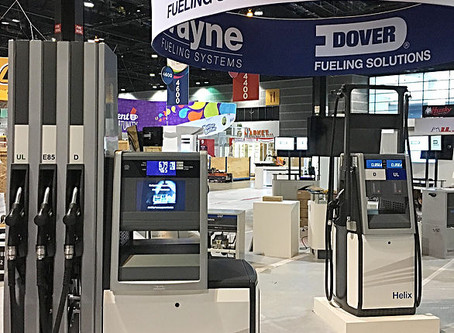 Dover Fueling Solutions Welcomes Customers for the First Time at the NACS/PEI Show