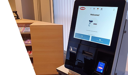 Consumer Experience - self-checkout kios