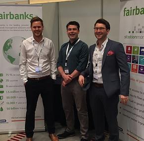 Fairbanks Business Development Managers, ERPEC/IDAC