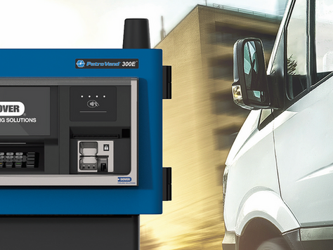 Dover Fueling Solutions Introduces Petro Vend 300E EMV-Compliant Island Payment Terminal