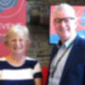 Steve Jones, Lancashire Business Hotspot event
