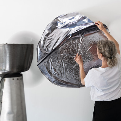 AIAIA (detail), 2021 Installation with performance, mixed media
