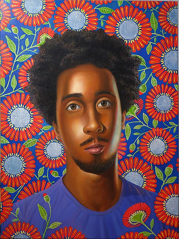 Kehinde Wiley (1977) - The 1st Duke of B