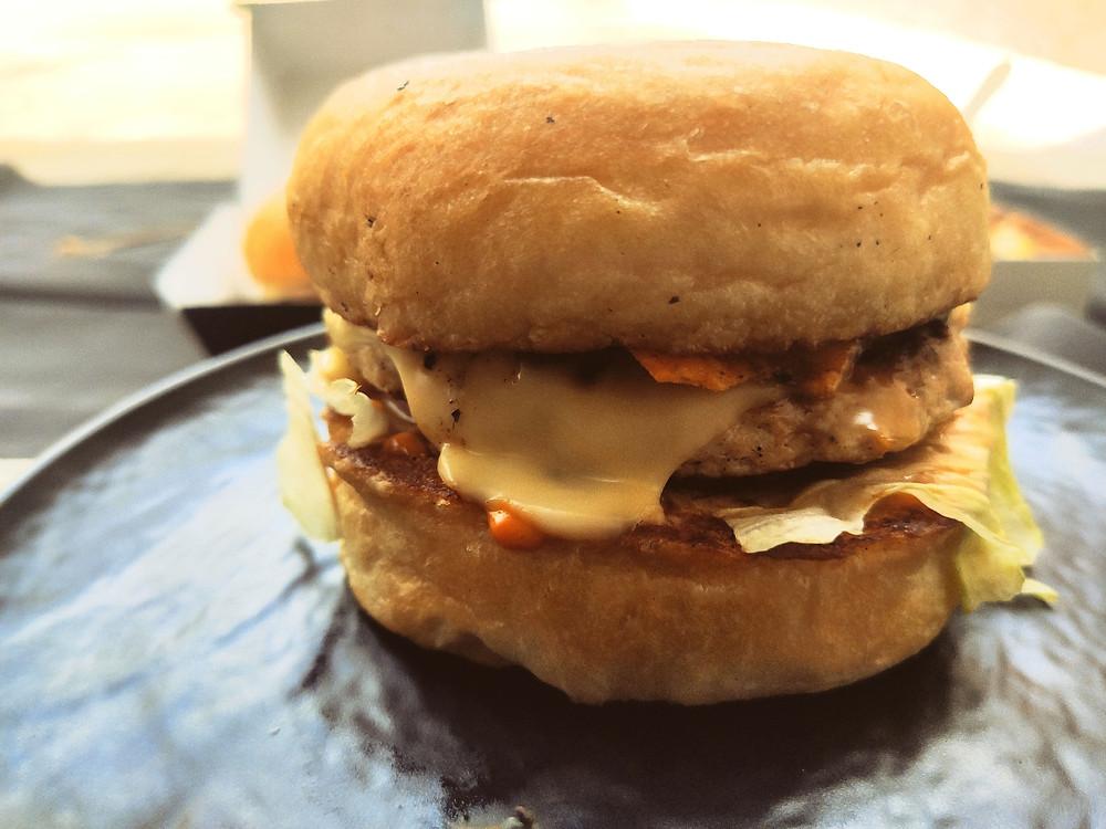 Paneer Burger, Da Bang Burger