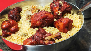Hot touch in Mannady provides cheap Biryani and Parotta combos