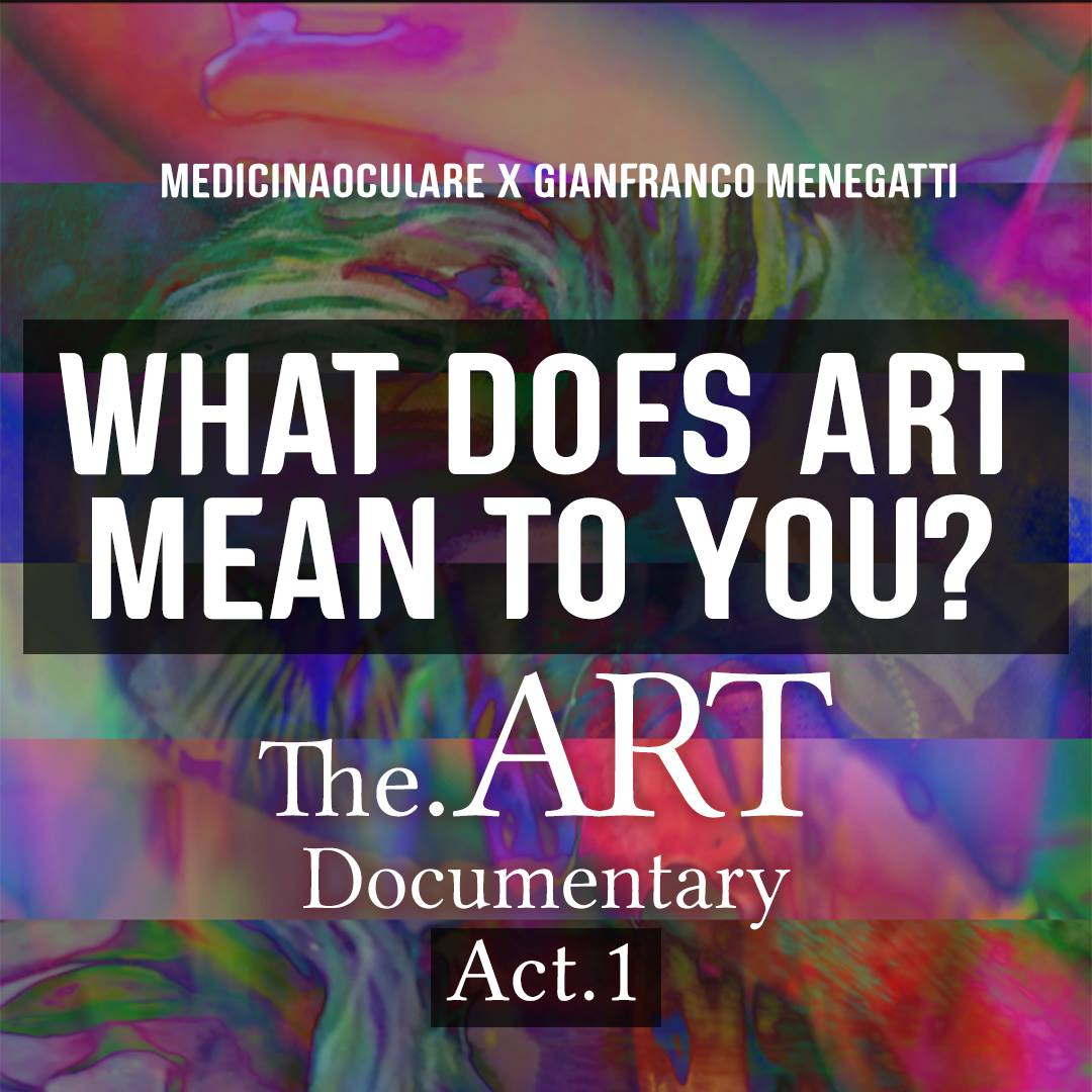 THE.ART DOCUMENTARY / ACT.1