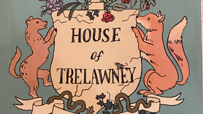 Review: The novel, The House of Trelawney