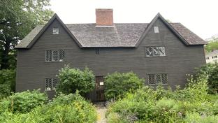 Field Trip: Capt. John Whipple House c. 1677, Ipswich, MA