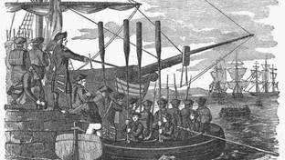 March 17: Evacuation Day in Boston