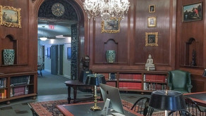 Field Trip: New England Historic Genealogical Society