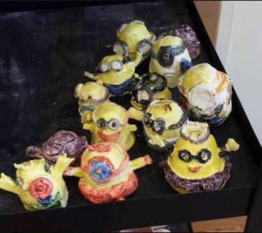 Clay: Minions