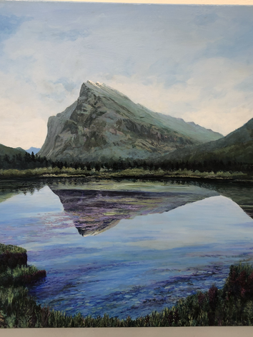 Lawrence Smith-Mount Rundle