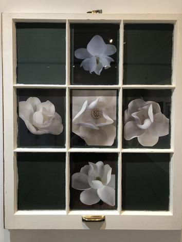 Becky Woods-Bouquet of Magnolia Grandiflora