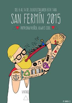 San Fermín 2015 | Always Cool