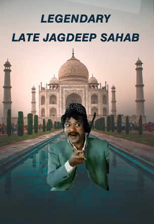 Indian Cinema: A tribute to Jagdeep - Legendary Actor and Comedian!