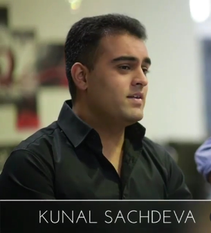 The Rising Australian-Indian Singing Star: Kunal Sachdeva!