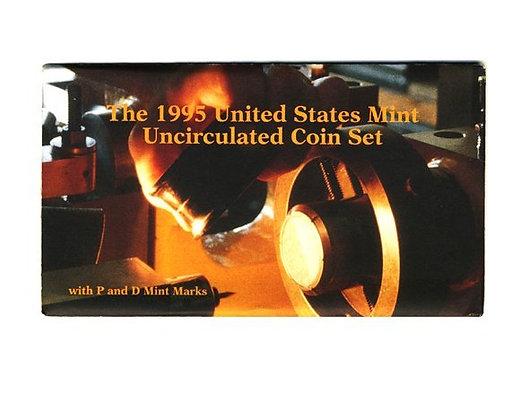 1995 Mint Set