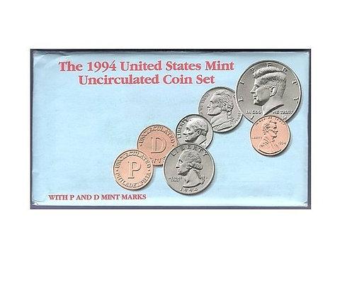1994 Mint Set