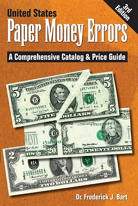 Paper Money Errors 3rd Ed.