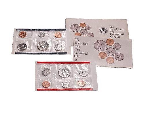 1992 Mint Set