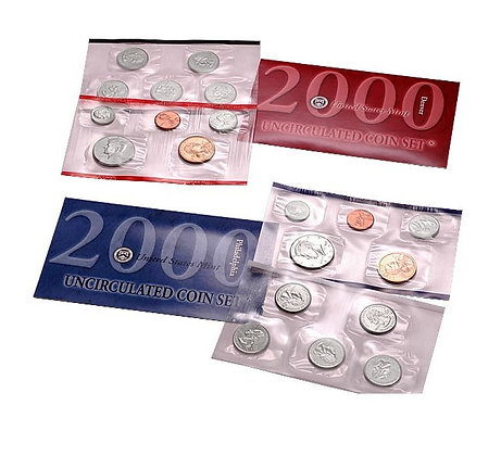 2000 Mint Set