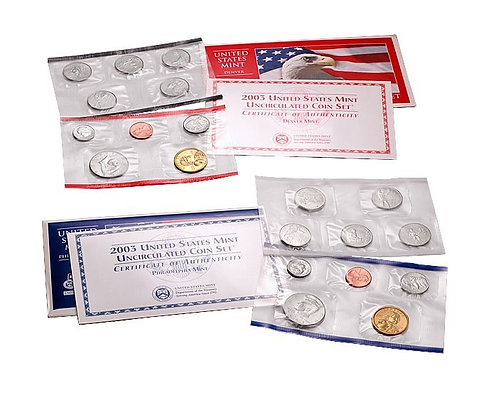 2003 Mint Set