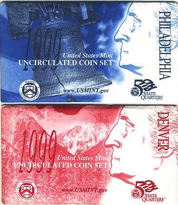 1999 Mint Set