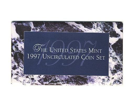1997 Mint Set