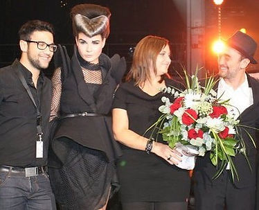 My first international award in Paris 20