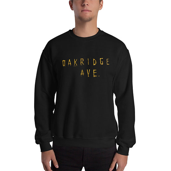 Oakridge Ave. Sweater