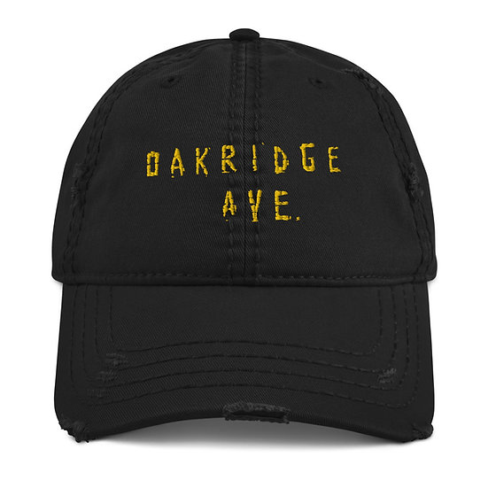 Oakridge Ave. Dad Hat