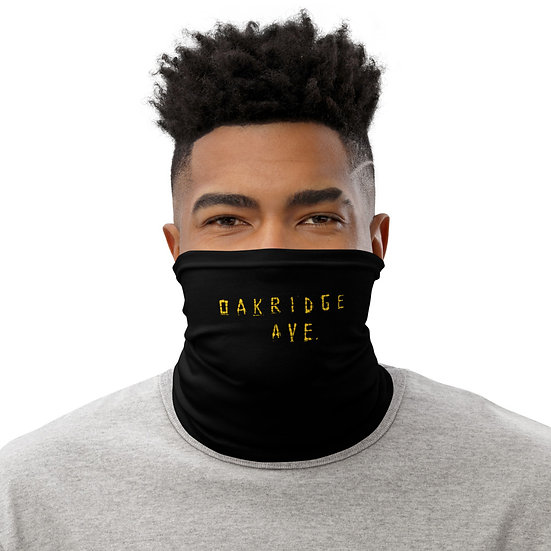 Oakridge Ave. Neck Gaiter