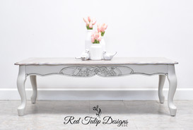 French Provincial Farmhouse Coffee Table