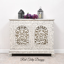 Beautiful Detailed Cabinet
