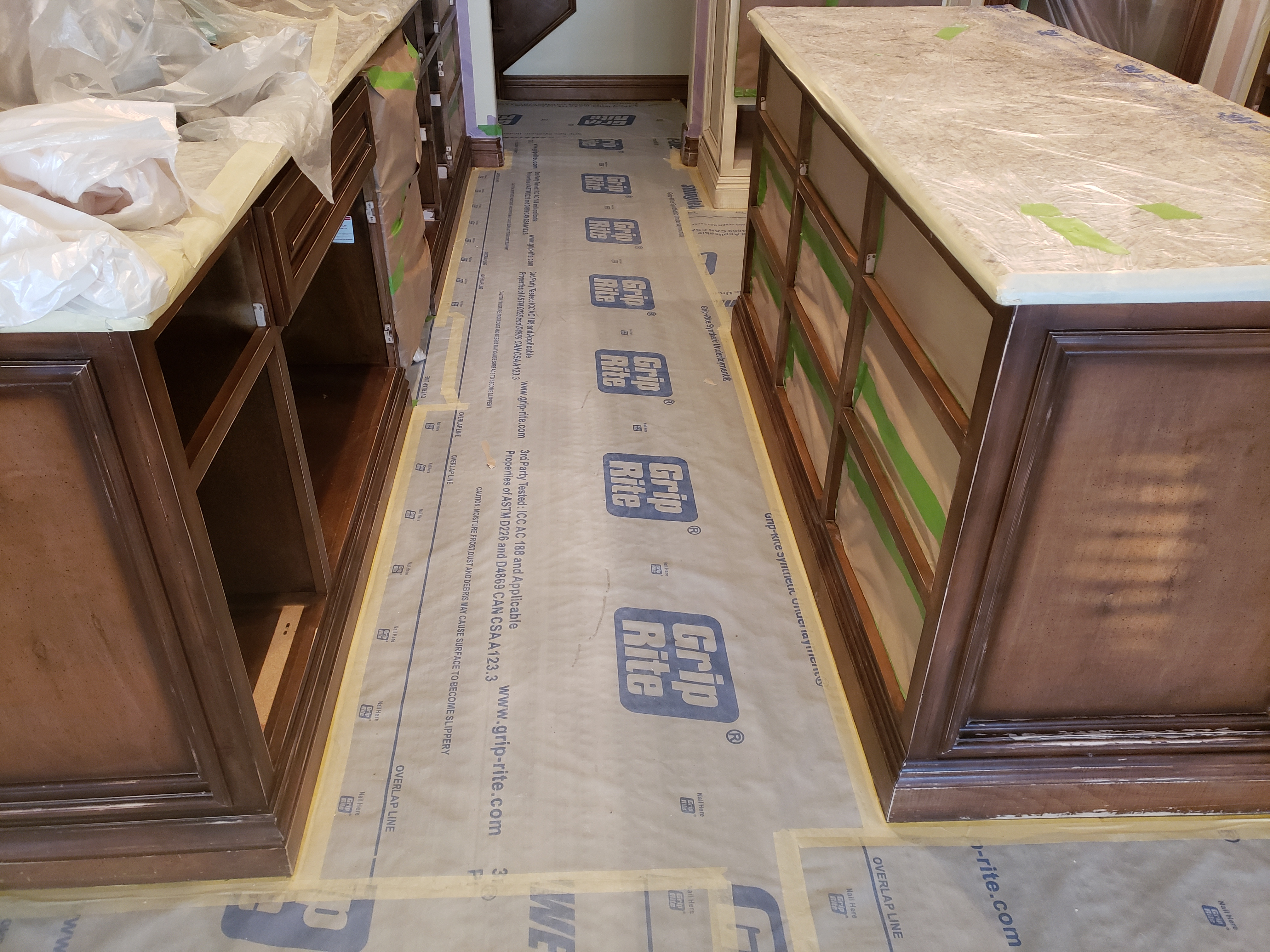 Protecting your flooring