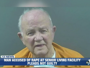87-Year-Old White Savage Accused Of Rape At Senior Living Facility