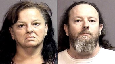 Renee M. Collins and William A. Thomas Jr. the sex criminals