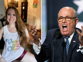 Rudy Giuliani's Daughter Caroline Shamelessly Details Why She Loves Threesomes