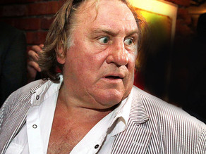 Gérard Depardieu Charged With Raping A 22-Year-Old Woman At His Paris Apartment in 2018