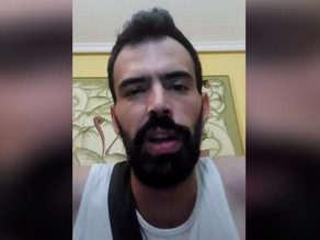 White Male From Spain Chops Off Roomate's Penis For Gory Video