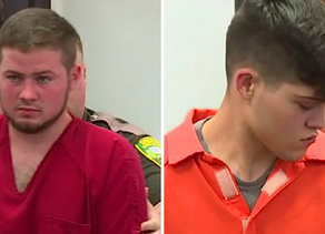 Two Brothers Charged In Rape, Murder Of A 16-Year-Old Boy