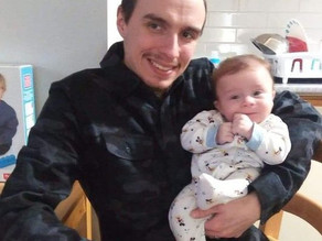 """""""I Miss My Son"""": White Dad Accused Of Killing 4-Month-Old Son"""