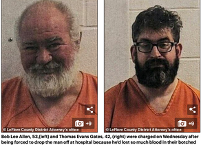 Homosexual Cannibals Lured Virginia Man To Their Cabin And Performed An Illegal Castration