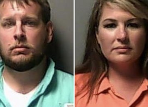 Evil White Couple From West Alabama Charged With Sexual Abuse Of Their Young Children