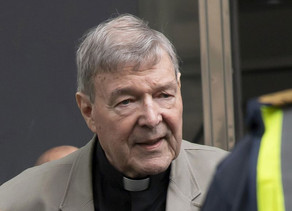 Diabolical Cardinal George Pell Sentenced To Only 6 Years In Prison For Child Sex Assault