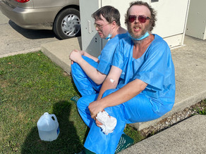 White Brothers Living In Feces-Covered Home Admit Mom, Sister Were Buried In Yard For Years