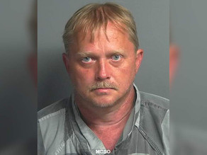 White Male Arrested For Sexual Abuse Of Multiple Children Since 2013