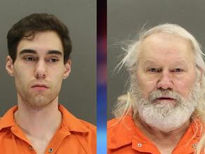Evil White Males Arrested For Child Porn